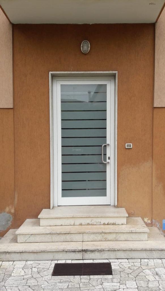 Rinnovo serramenti condominio Vicenza